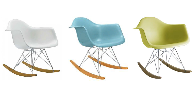 Mrs mroch - Eams rocking chair ...