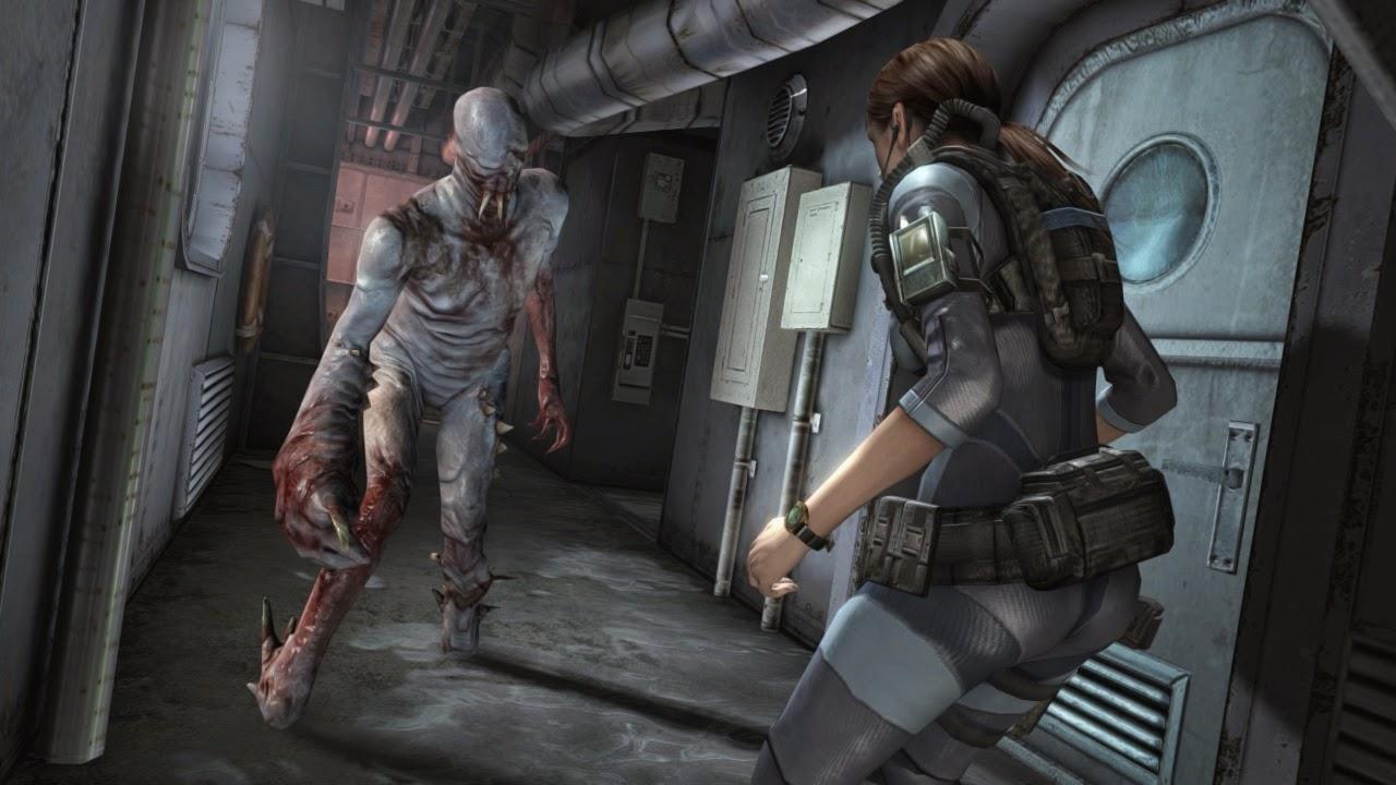 Downlaod Resident Evil Revelations