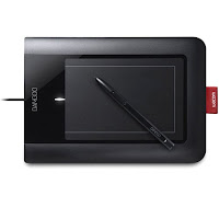 Bamboo Graphics Tablet