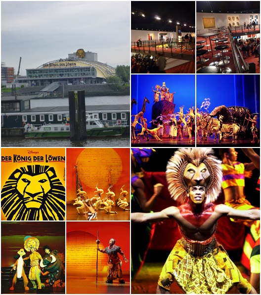 König der Löwen Musical Hamburg