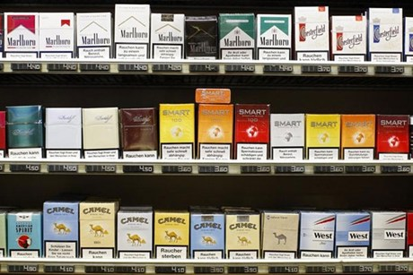 Ordering cigarettes Dunhill online in New Jersey