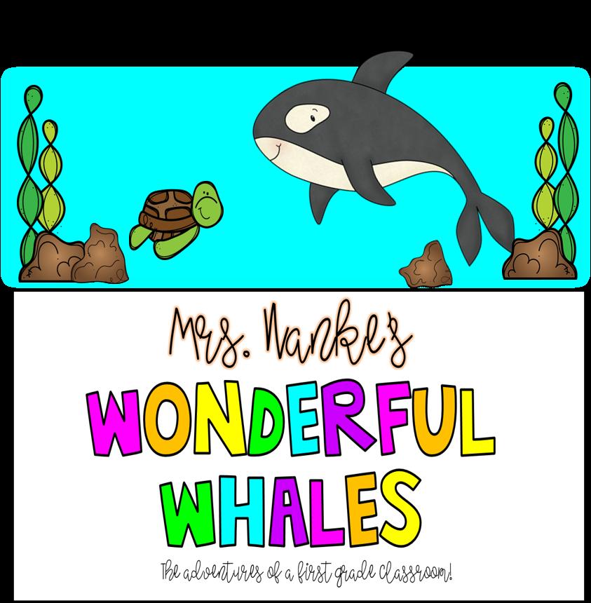 Mrs. Wanke's Wonderful Whales