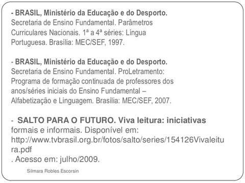Projeto Monteiro Lobato