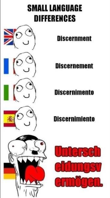 German Language Meme
