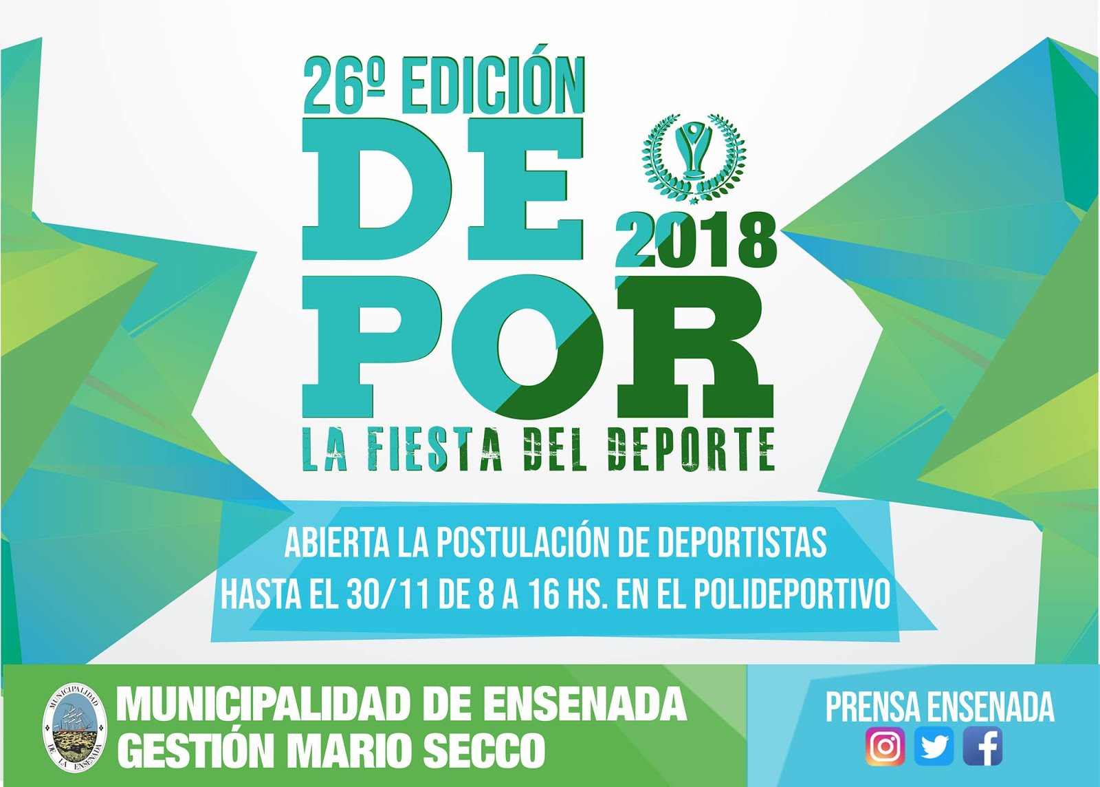 DEPOR 2018