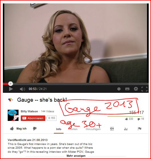 Mine the Free full videos of pornstar gauge