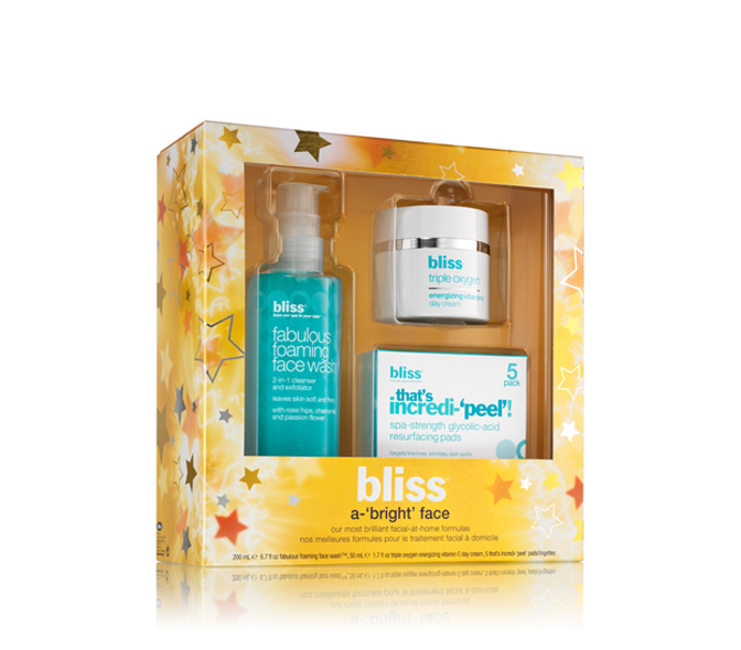 Bliss Holiday Gift Box | all dressed up with nothing to drink...