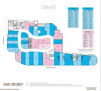 2nd Storey Floor Plans