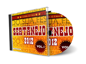 Tora Pau Sertanejo Vol. 01