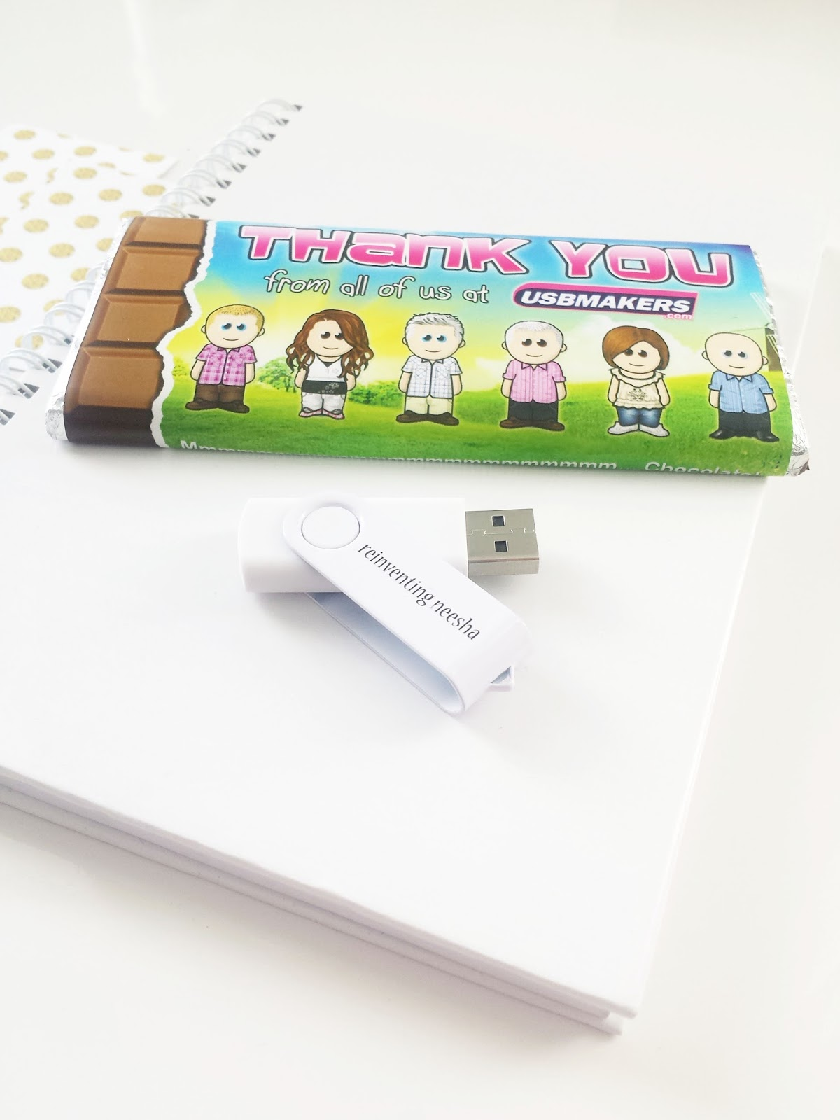 USB Makers Personalised USB Stick