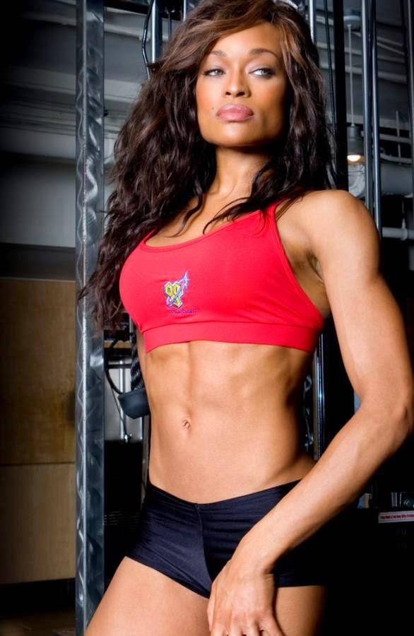 Alicia Marie - Female Fitness Model   Bodybuilding and ...