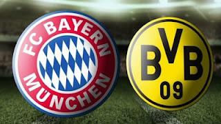hasil Borussia Dortmund vs Bayern Munchen