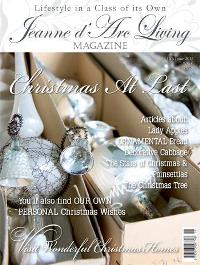 Featured In Jeanne d'Arc Living