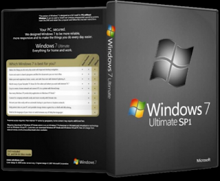 Windows 7 Ultimate SP1