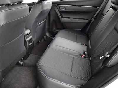 2014 Toyota Corolla Seat