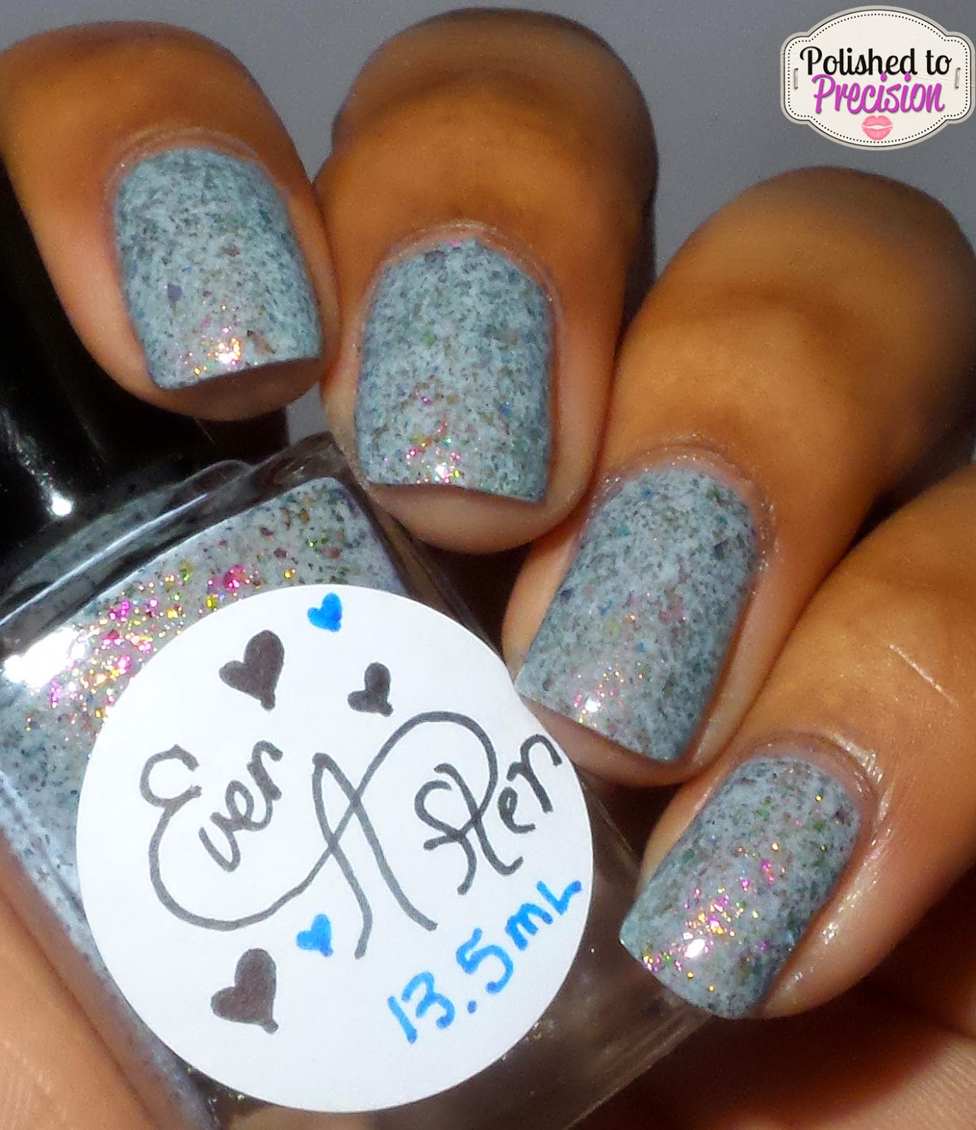 Ever After Polish Jagged Heart
