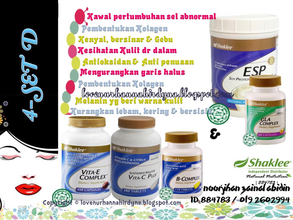 vitamin shaklee bg jeragat