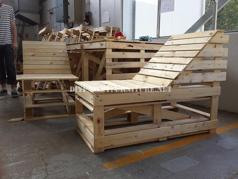 Tumbonas for Planos para hacer muebles
