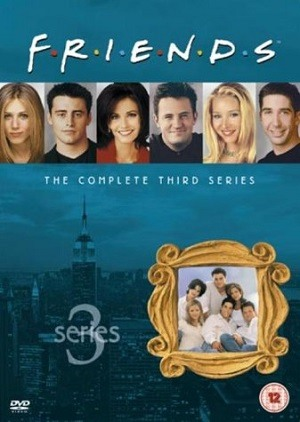 Friends - 3ª Temporada Séries Torrent Download onde eu baixo