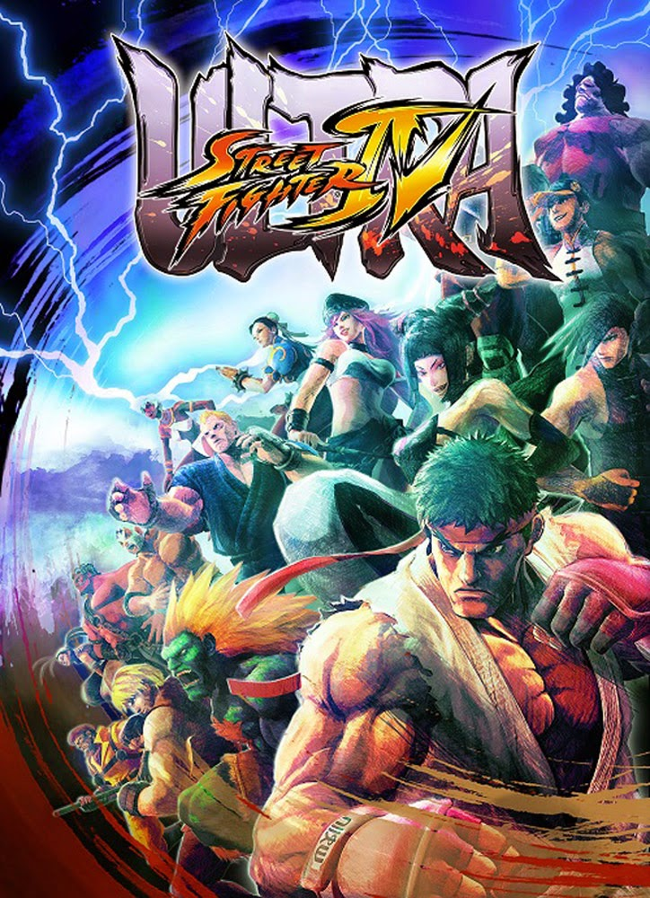 Ultra Street Fighter IV Full Version