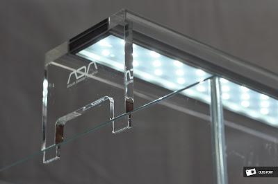 LED Aquarium Beleuchtung von ADA, Aquasky