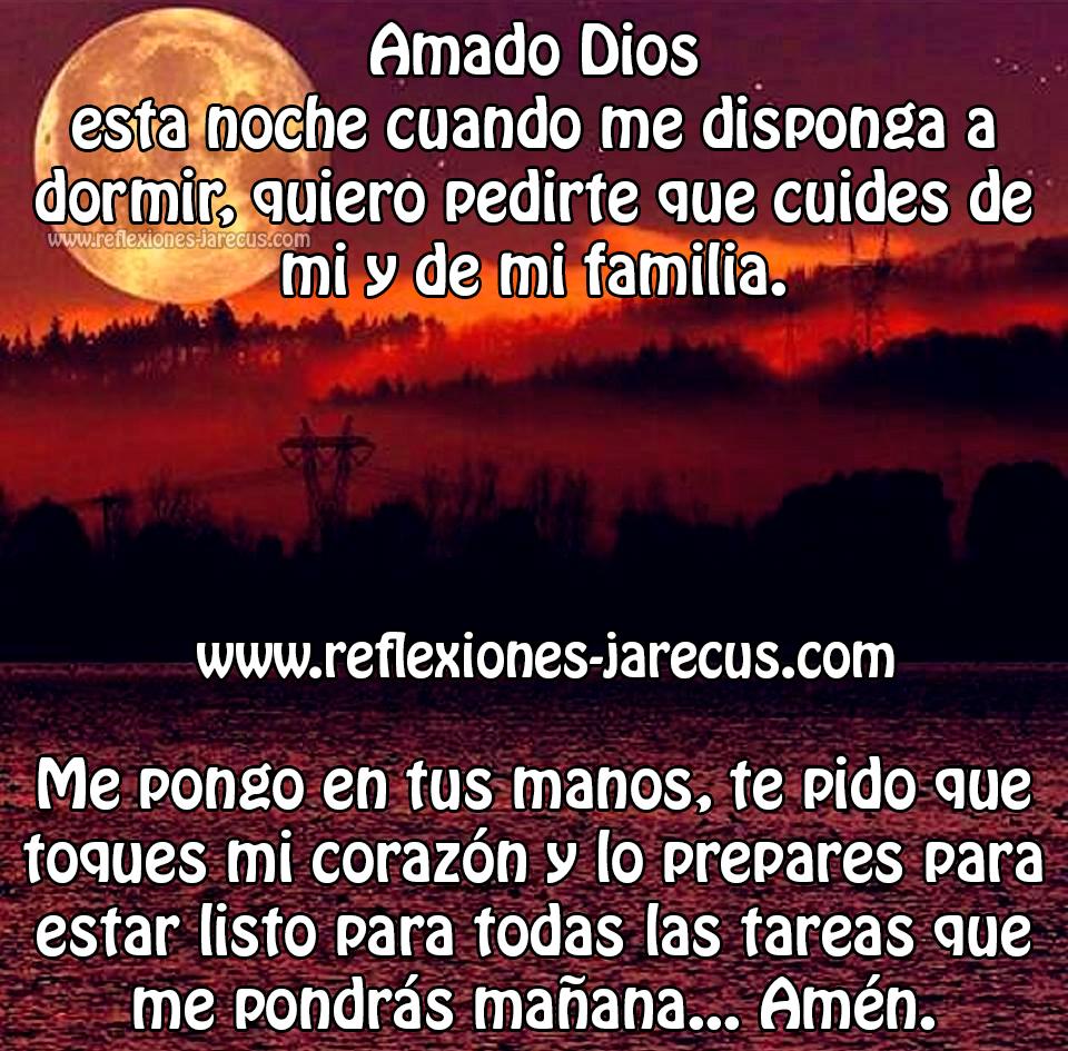 Oraciones, Buenas noches, Frases de buenas noches, Mensajes de buenas noches, Postales buenas noches,