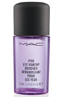 mac cosmetics pro eye makeup remover mini