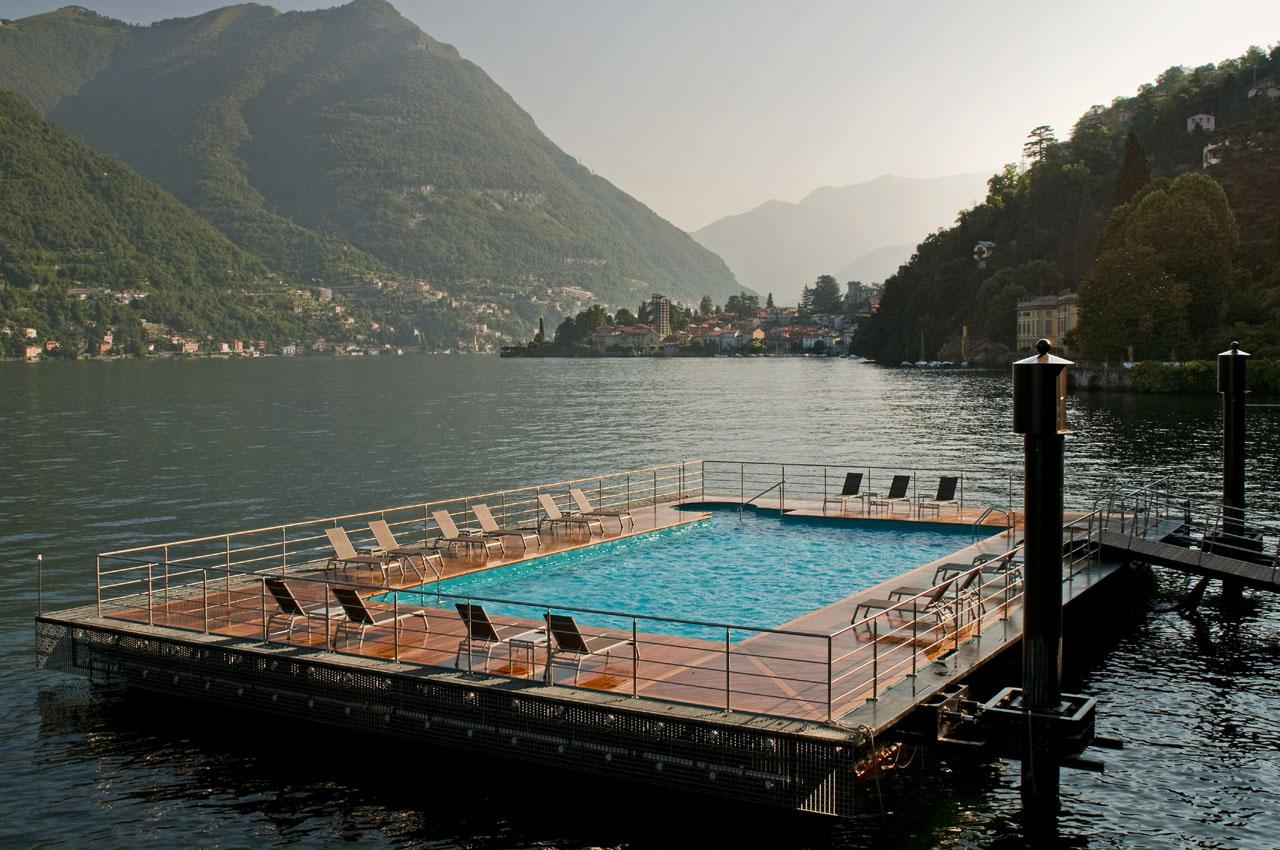 Loveisspeed casta diva resort on lake como - Hotel casta diva como ...