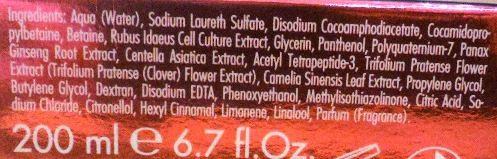 biopoint anti caida mujer ingredientes