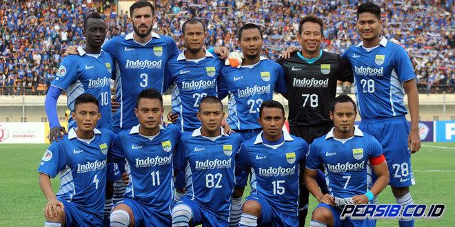 Foto Pemain Persib Bandung