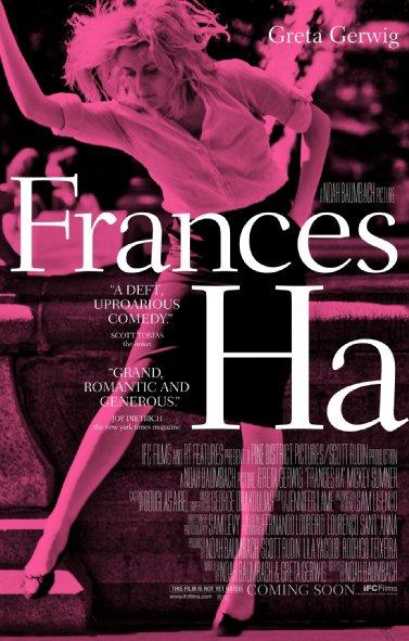 Cô Nàng Frances - HD