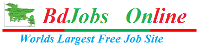 Bdjobs Online | Worlds Largest Free Job Site