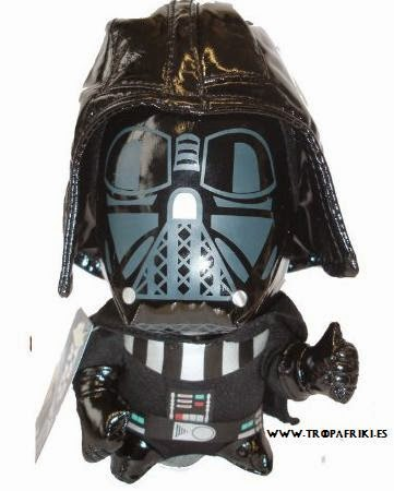 Peluche Darth Vader Star Wars 9,99€