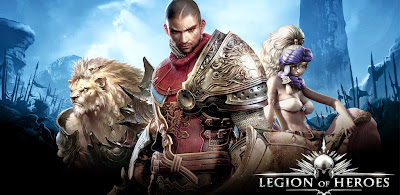 DOWNLOAD Legion of heroes APK ANDROID