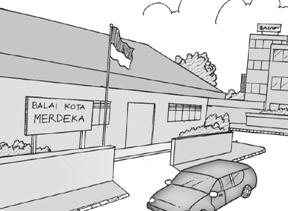 Soal Ulangan PKn Kelas 4 Semester 1 Tentang Sistem Pemerintahan Kabupaten, Kota dan Provinsi