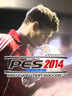 Pes 2014 Java jogo download