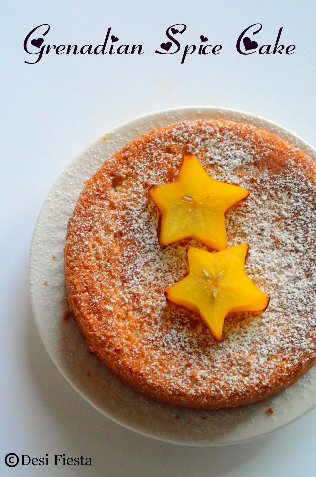Cake recipes from Caribbean Island