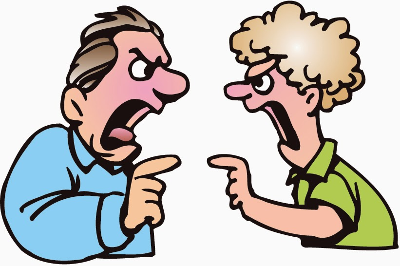 discrimination know how the people around you are rh gagandeepkaurg blogspot com Angry People Cartoon angry person clipart