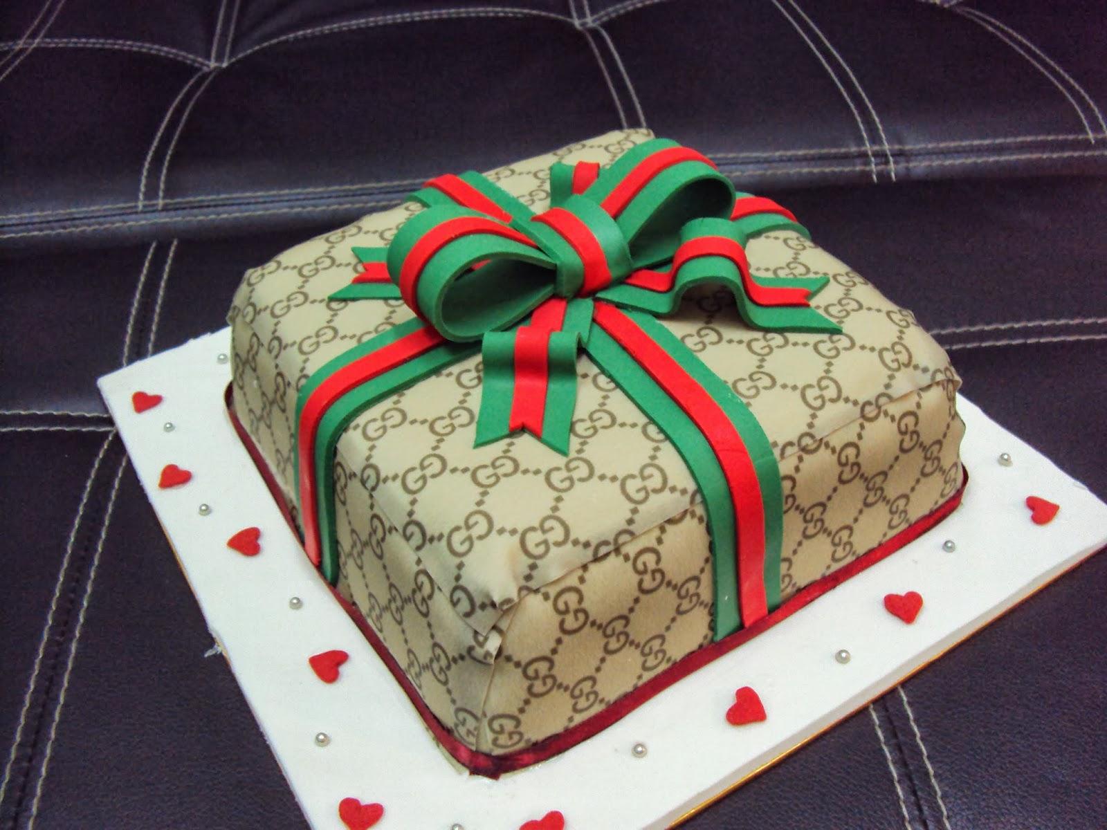 Cake Designs No Fondant : L mis Cakes & Cupcakes Ipoh Contact : 012-5991233 : Gucci ...