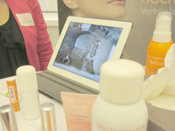 Beautypress Blogger Event Mai 2014 Avène