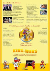 Kids Kurs Flyer 2018