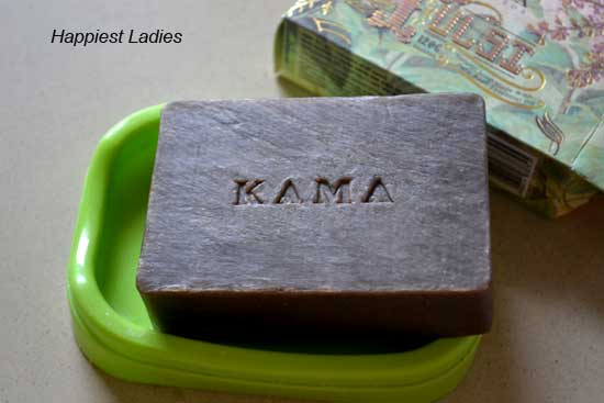 Kama Ayurveda Natural Tulsi Soap Review