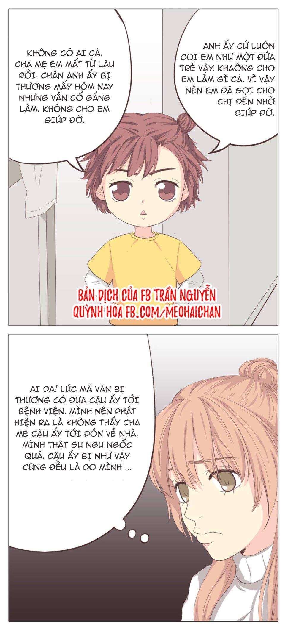 Xin Chào! Dân Nữ chap 33 Trang 31 - Mangak.info