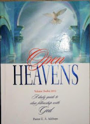 DOWNLOAD OPEN HEAVENS DEVOTIONAL 2012