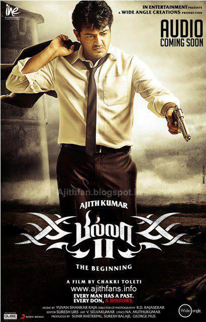 Ajith Kumar Ringtone - Thala All Tamil Movie Ringtones Download
