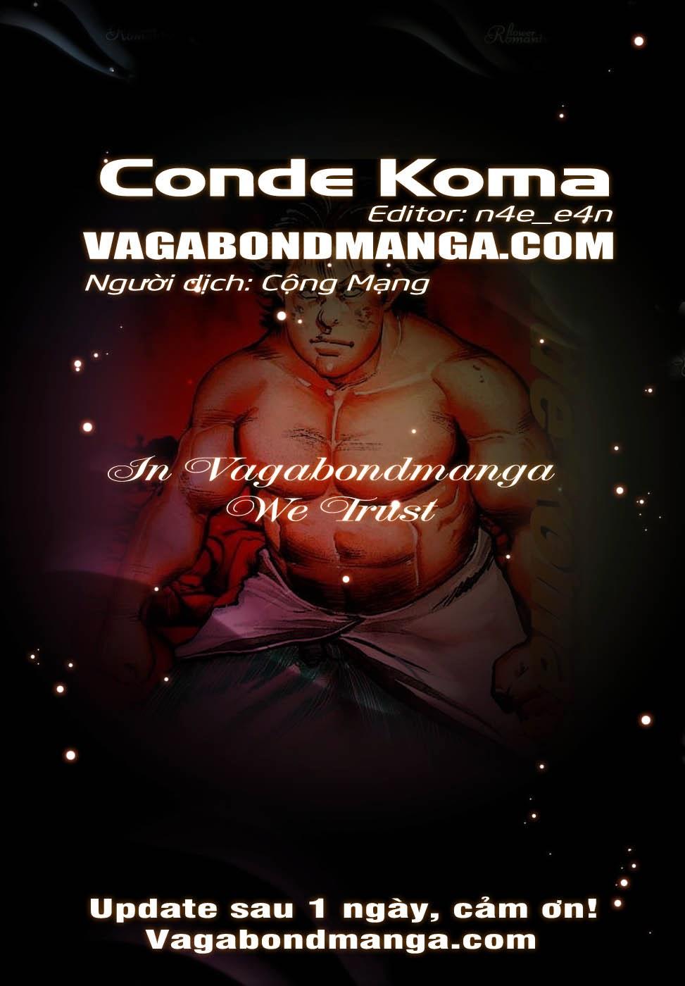 Conde Koma Chap 99 - Next Chap 100