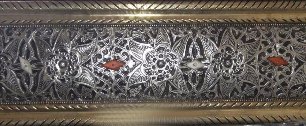 Le journal d 39 artisanat marocain matelas et banquettes for Matelas de salon marocain