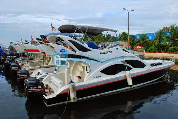 speedboat pulau tidung
