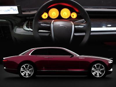 2011 Jaguar Sport Cars Bertone Jaguar B99 Concept Car