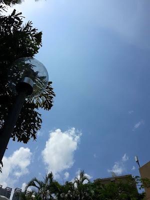 【原创】377《夏日艳阳当空照》 - 沧海一粟 - 滄海中的一粒粟子